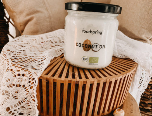EVERDAY ALLROUNDER – COCONUT OIL VON FOODSPRING