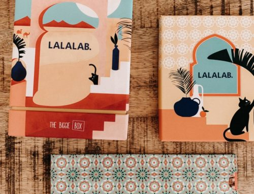 Collect moments not things  with LALALAB.